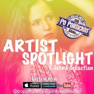 Artist Spotlight - Jahna Sebastian (London, England)