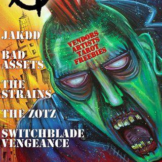 Detroit Anarchy Punk Rock Festival 3 @ The Loving Touch
