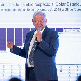 Admite López Obrador una baja en su popularidad