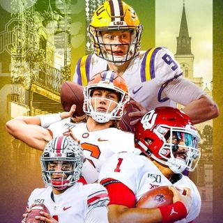 "Ep. 156 - ""LSU is KING! 8-Team Playoff Coming Soon..."""