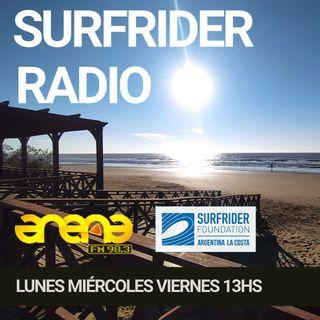 Surfrider Radio Lunes 12 de Julio 2021