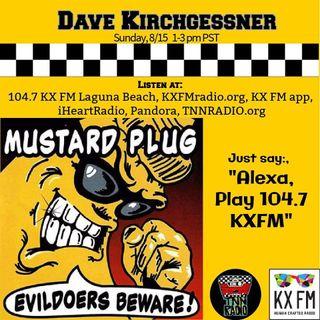 TNN RADIO | August 15, 2021 show with Slaves to Humanity & Mustard Plug