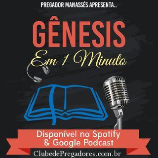 Bíblia em 1 Minuto - EP03 Genesis