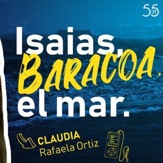 Isaías, Baracoa, el mar