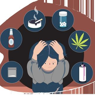 Crime or a cry for help? Substance Abuse