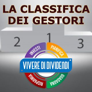 La classifica dei gestori