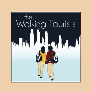 "We Visit w/ Tim & Lisa a.k.a ""The Walking Tourists"""