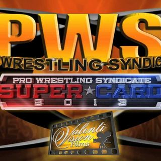 ENTHUSIATIC REVIEWS #188: PWS Super Card 2013 Day 1 4-4-2013 Watch-Along