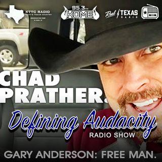 I Die Tomorrow: Riding Shotgun with Chad Prather