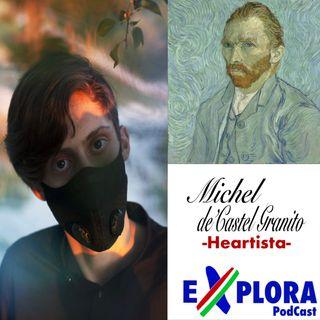 Chiacchiere:Ep.9 Con Michel de'Castel Granito, Van Gogh vita ed Opere
