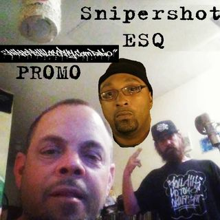 El Choppo, ESQ and Snipershot - HipHop Philosophy Radio promo