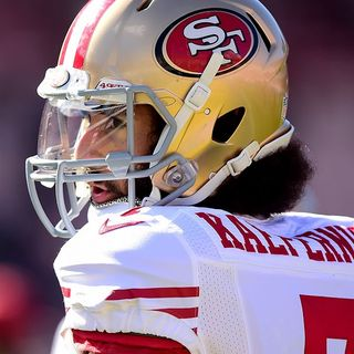 Colin Kaepernick May Sign ... With Patriots?