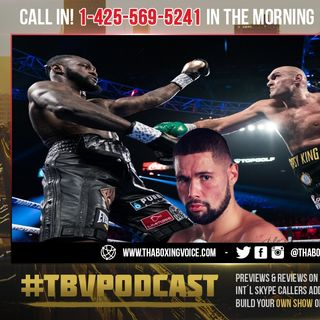 ☎️Bellew: Wilder Might Be Biggest Puncher Since Mike Tyson😱But 🙅🏽♂️No Skillset To Match It🧐