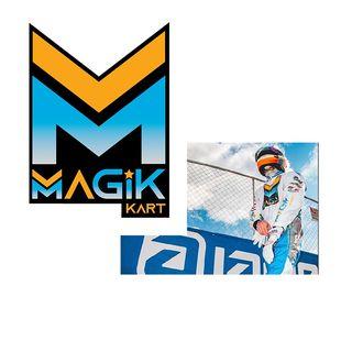 Rory Van Der Steur - Magik Karts - SwedeTech Racing
