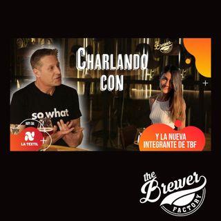 CHARLANDO con BRIAN de LA TEXTIL 🍻