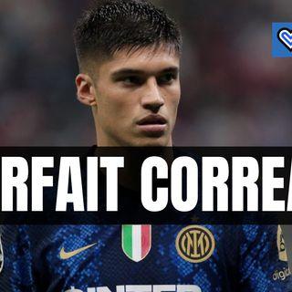 Le ultime su Correa: in forte dubbio per la sfida con l'Atalanta