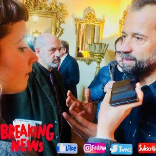 #roma Fabio Volo a Interferenze!