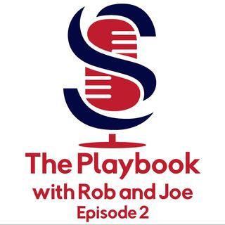 2. The Playbook: Preseason Week 4 Review, Week 1 Predictions and more!