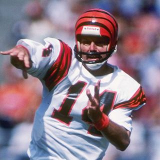 Sports of All Sorts: Guest former Bengals Quarterback Ken Anderson talks about the Anderson Alliance