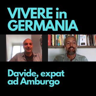 Davide, expat ad Amburgo
