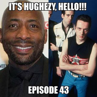 Ep. 43: Johnny Nelson & The Clash