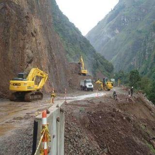 La minería en Bogotá