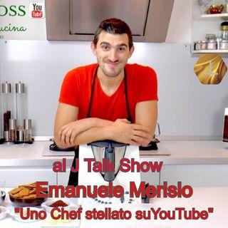 """""""Uno Chef stellato su YouTube"""" con Emanuele Merisio   🎧🇮🇹"""