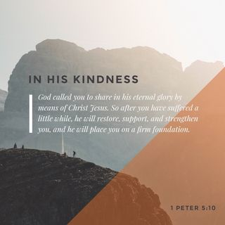 Episode 183: 1 Peter 5:10 (July 3, 2018)