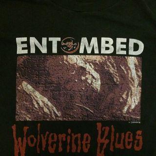 Metal Hammer of Doom:  Entombed Wolverine Blues