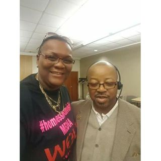 """Shall We Go UUp ? ? The Advocate Army with Rev. Christina Flowers"
