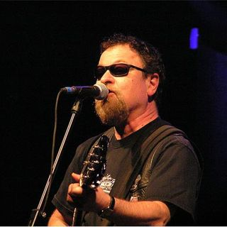 Throwback Thursday - Eric Bloom from Blue Oyster Cult