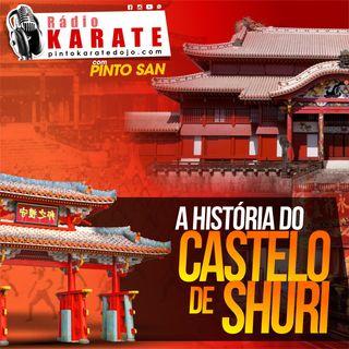 A HISTÓRIA DO CASTELO VERMELHO - Rádio Karate