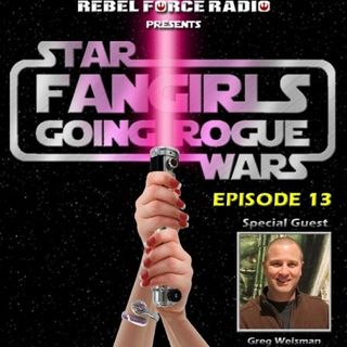 Fangirls Going Rogue Episode 13 with Greg Weisman