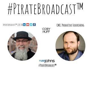 Catch Cory Huff on the #PirateBroadcast™