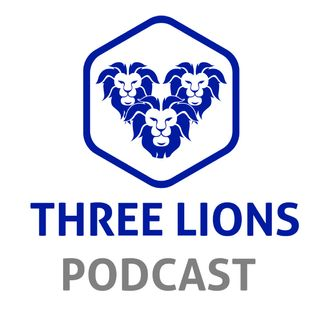 In conversation with England fan Mark Smith and talking Lionesses with Rich Laverty