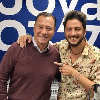 Manuel Carrasco en Hoy Con Mariano