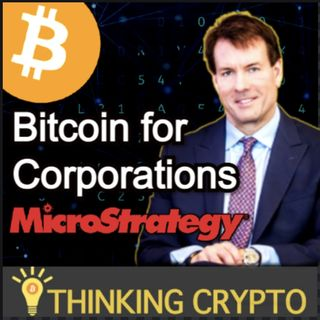 Michael Saylor Interview - Bitcoin for Corporations, Elon Musk, & Building Wealth With Bitcoin