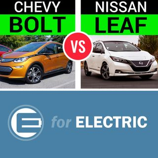 Chevy Bolt vs The New Nissan Leaf: Price, Range, Charging