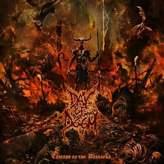 Day of Doom - Cursed into Fire