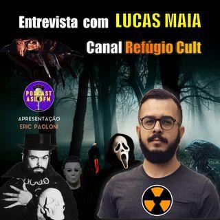 Entrevista: Lucas Maia - Filmes Terror Cult