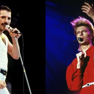 Under Pressure – Queen & David Bowie