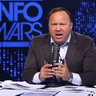 5 Things Alex Jones Wants You To Forget