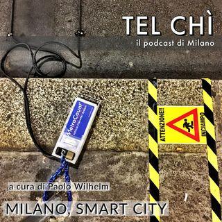 Puntata 17: tecnologia e qualità della vita, Milano è smart?