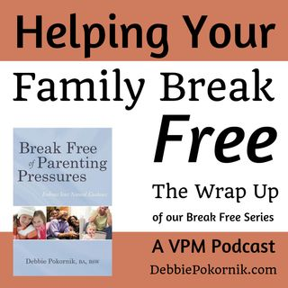 Helping Your Family Break Free