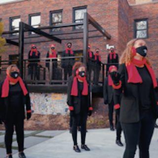 "Chicago Children's Choir Virtual Christmas ""Fireplace Special"""