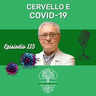 Cervello e COVID-19