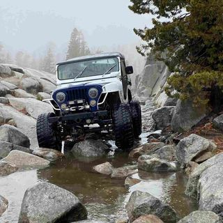 Episode 128: A Quick Run on the Rubicon in Wintry Weather!