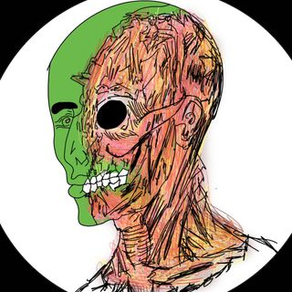 Zombie Kazzete Programa 6 - Gente muerta y Cholos bailando.