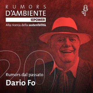 DARIO FO – Il rivoluzionario della cultura popolare