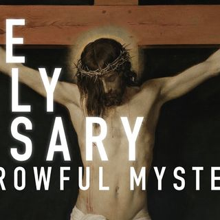 Rosary in Latin (Sorrowful Mysteries w/English Meditations). Tuesday and Friday
